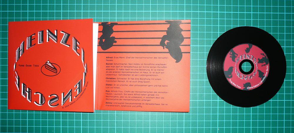 Audiobook: Heinzelmenschen