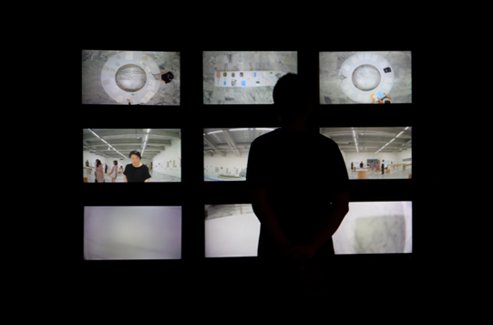 Our Gaze (Taipei Fine Arts Museum), 2018/林冠瑜攝